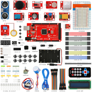 Arduino超级版学习套件 Arduino Super Starter Kit + 2560 R3