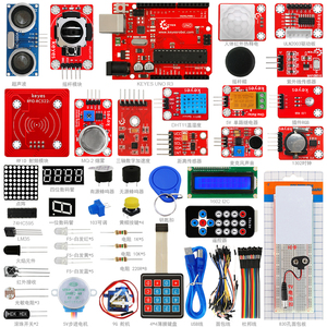 Arduino 终极版学习套件 Arduino Ultimate Starter Kit + UNO R3